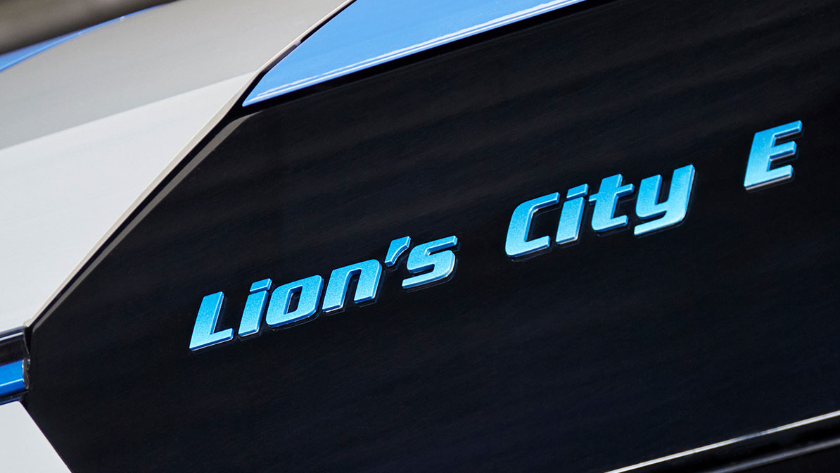 MAN Lion's City 12 E